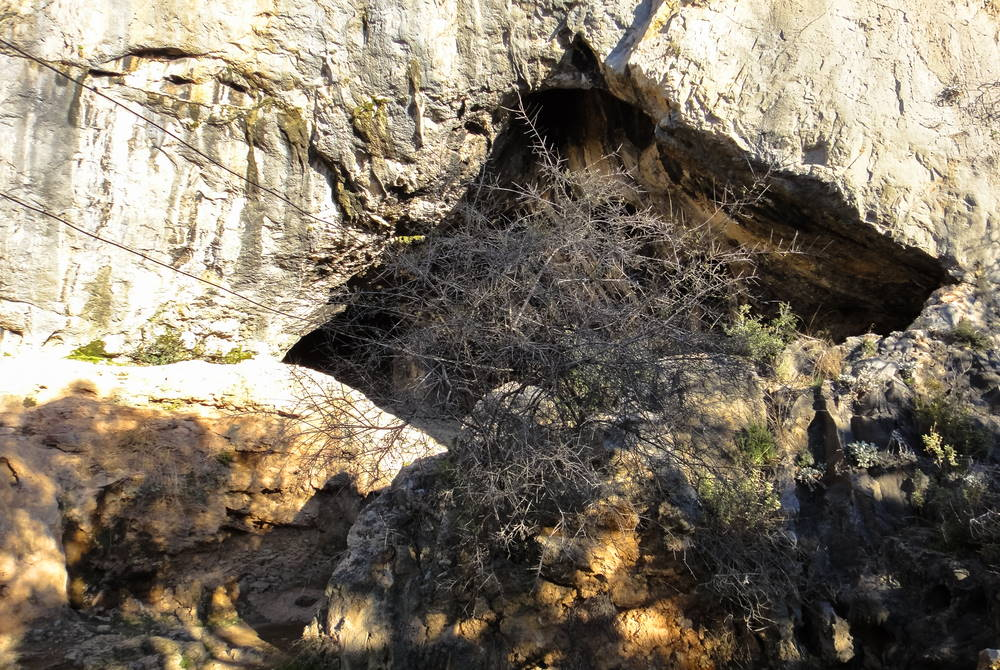 karain cave in Antalya in Turkey 2