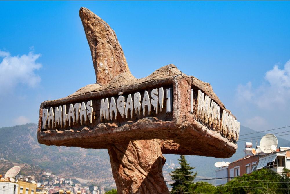 damlatas cave in Antalya in Turkey 2