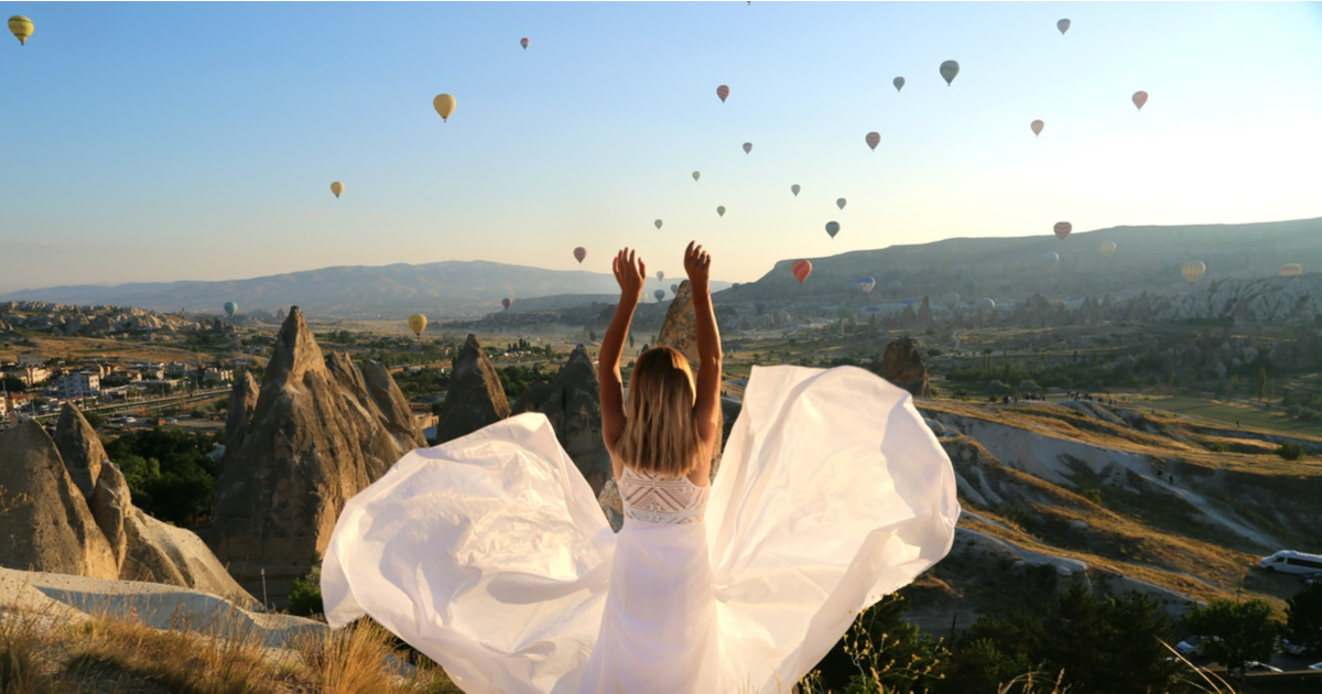 15 creative and unique ideas for amazing wedding in Turkey