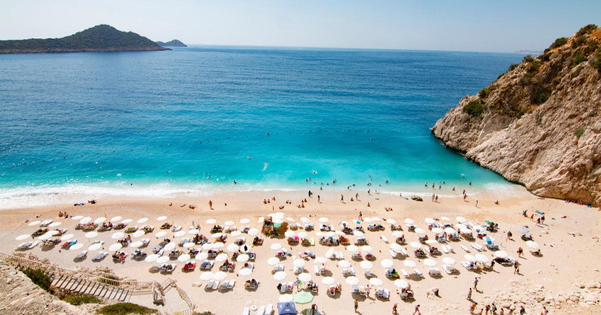25 Best Beaches in Antalya in Turkey