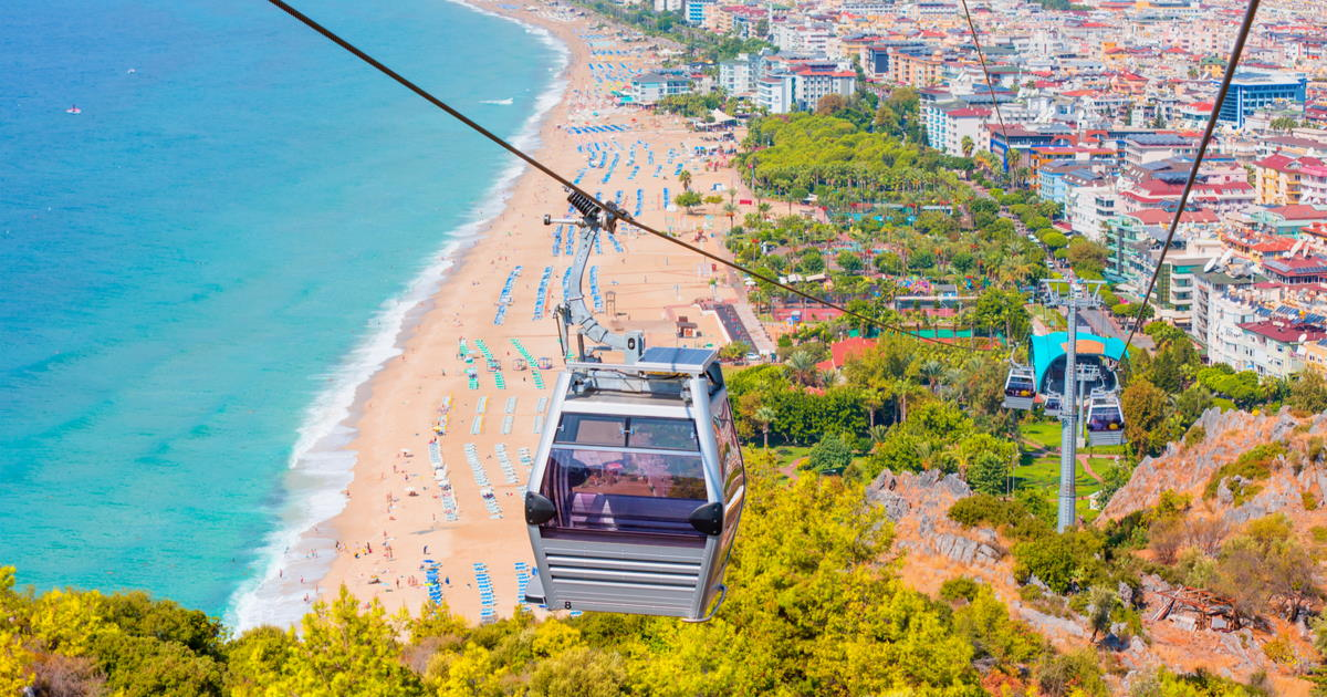 25 Top-Rated Attractions in Antalya