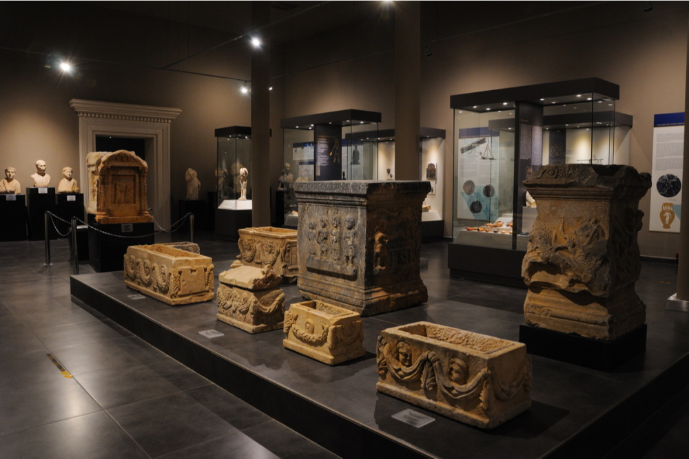 Alanya Archaeological Museum (Editorial)
