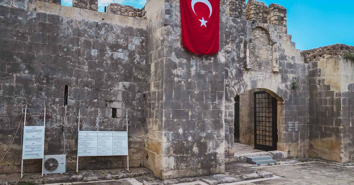 Visit Alara Han Castle in Alanya : History, Access, Touristic Tips