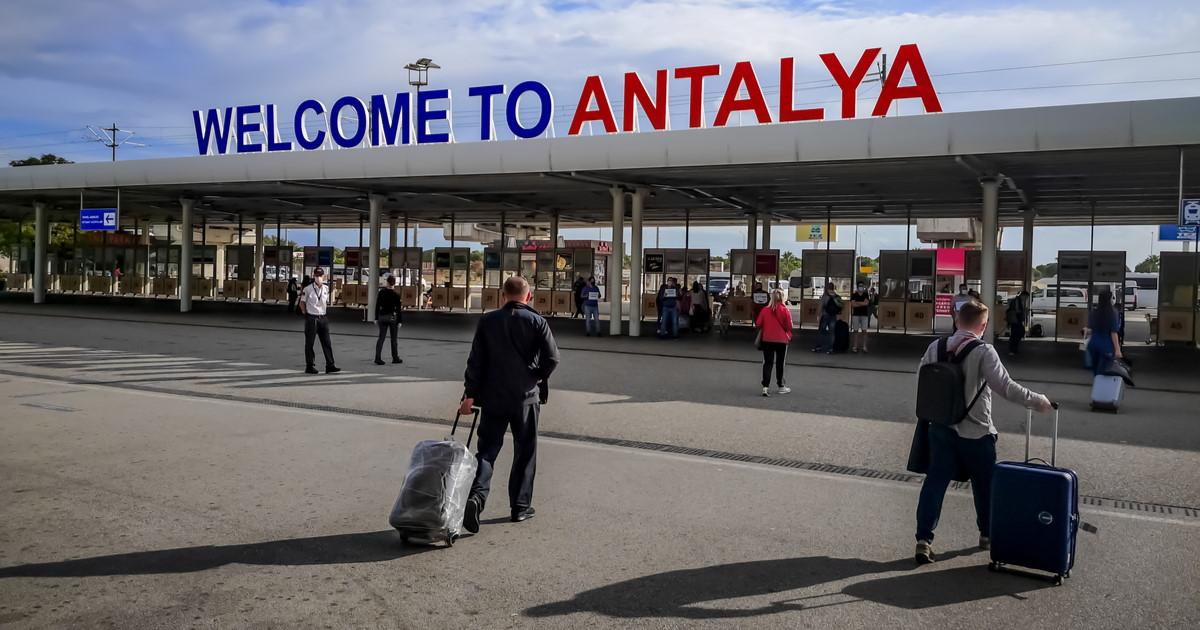 Antalya Airport Guide in Turkey