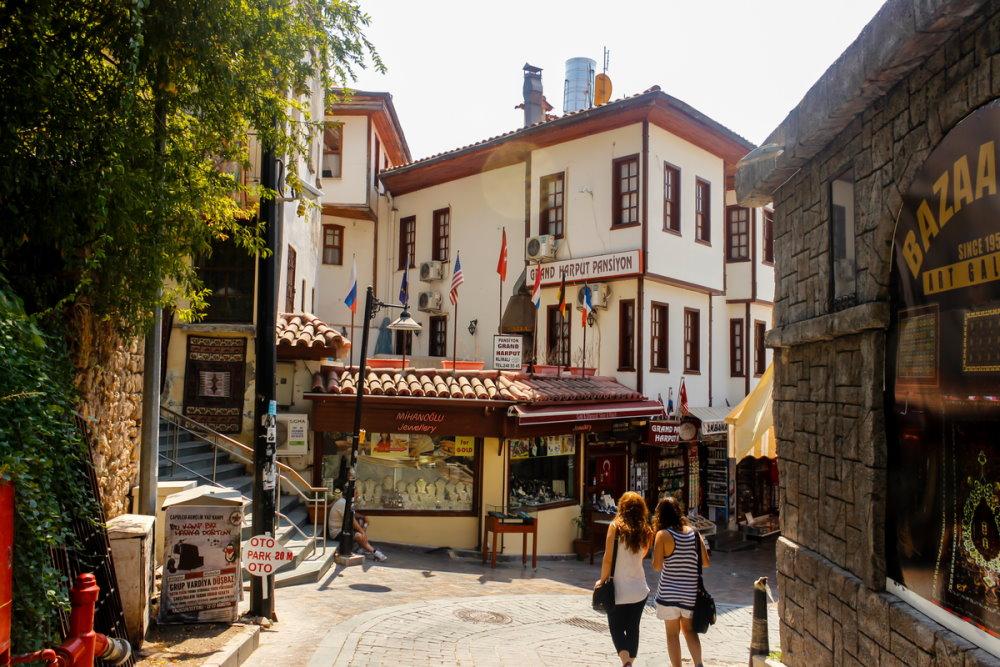 Antalya Kaleici (Editorial)