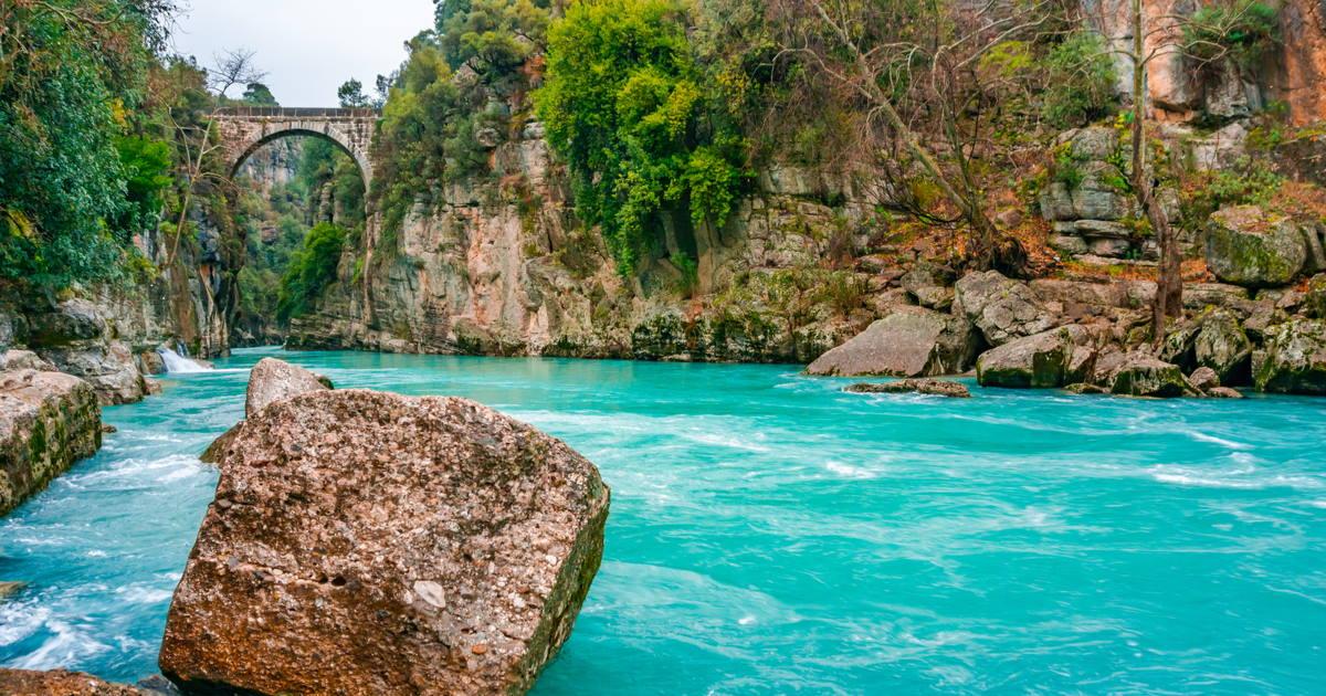 Best National Parks in Antalya in Turkey