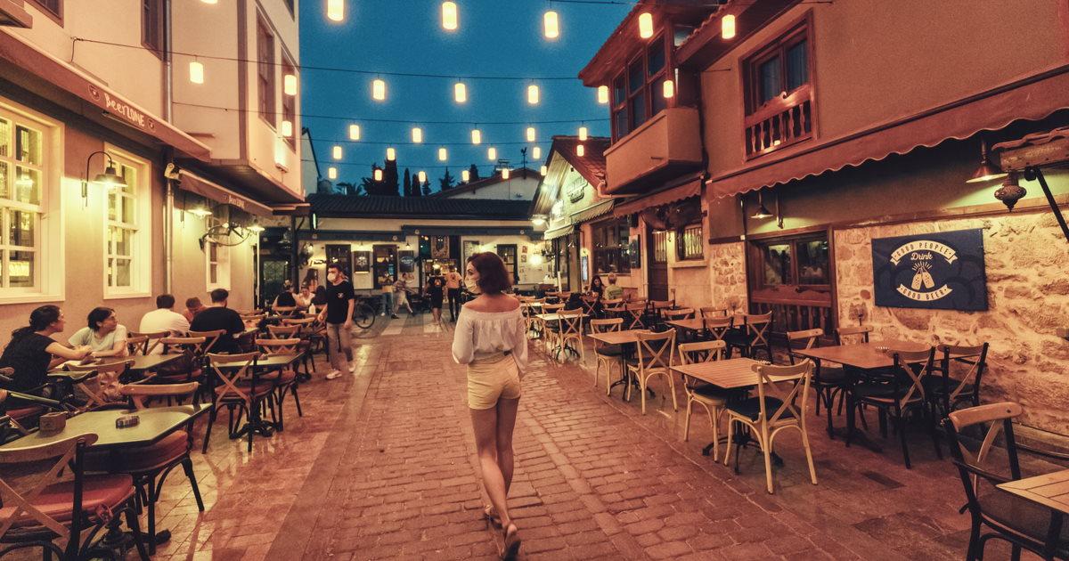 Best Places for Nightlife in Antalya in Turkey (Editorial)