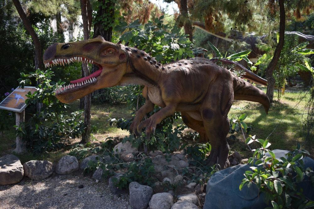 Dino Park Goynuk in Antalya in Turkey