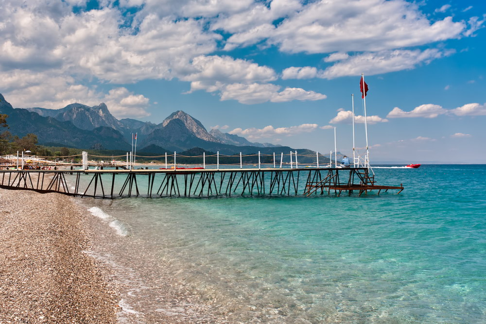 Kemer Hotels in Antalya in Turkey