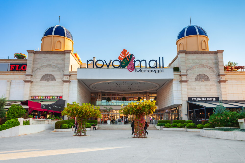 Novamall Manavgat in Antalya in Turkey (Editorial)