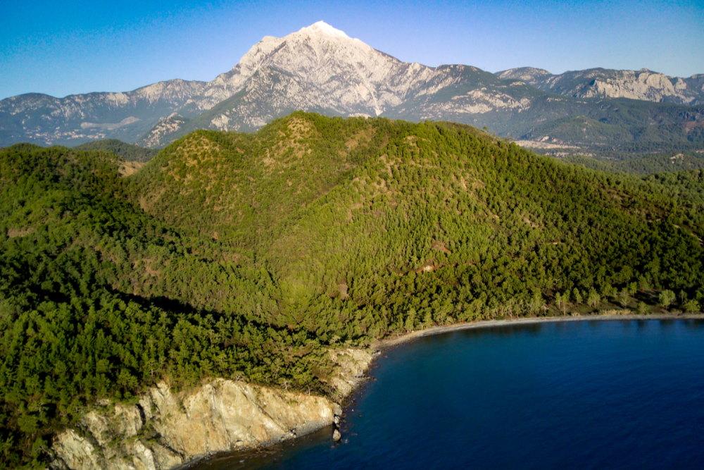 Olympos Beydağları National Park in Antalya