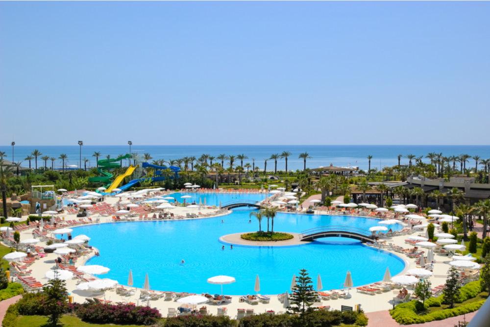 Stay at a Family Resort in Antalya in Turkey