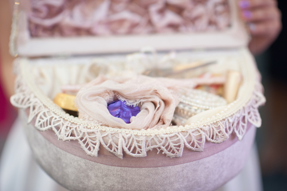 The Engagement Gifts in Turkish Weddings