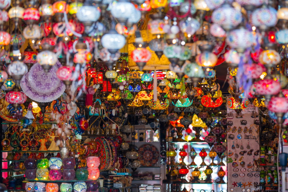 The Grand Bazaar of Side (Editorial)