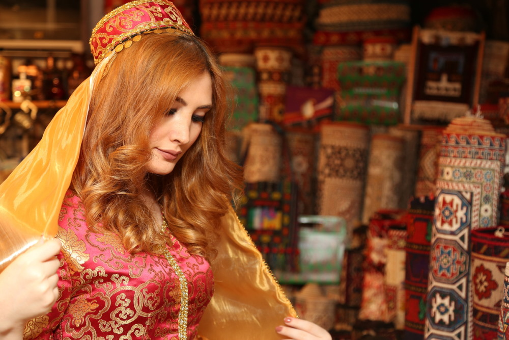 Traditional clothing in turkey