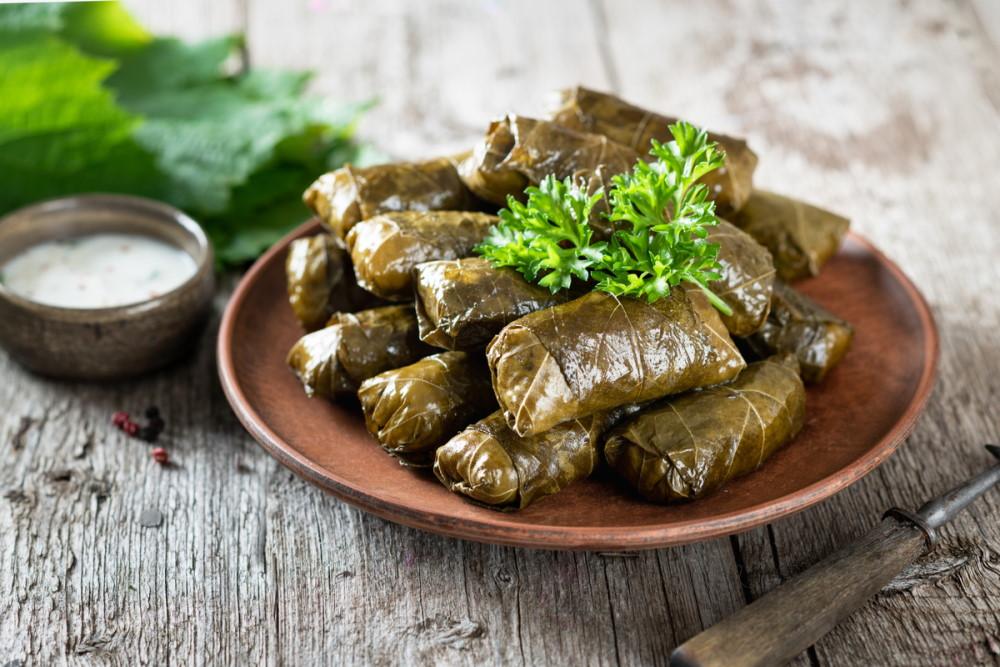 Turkish cuisine dolma