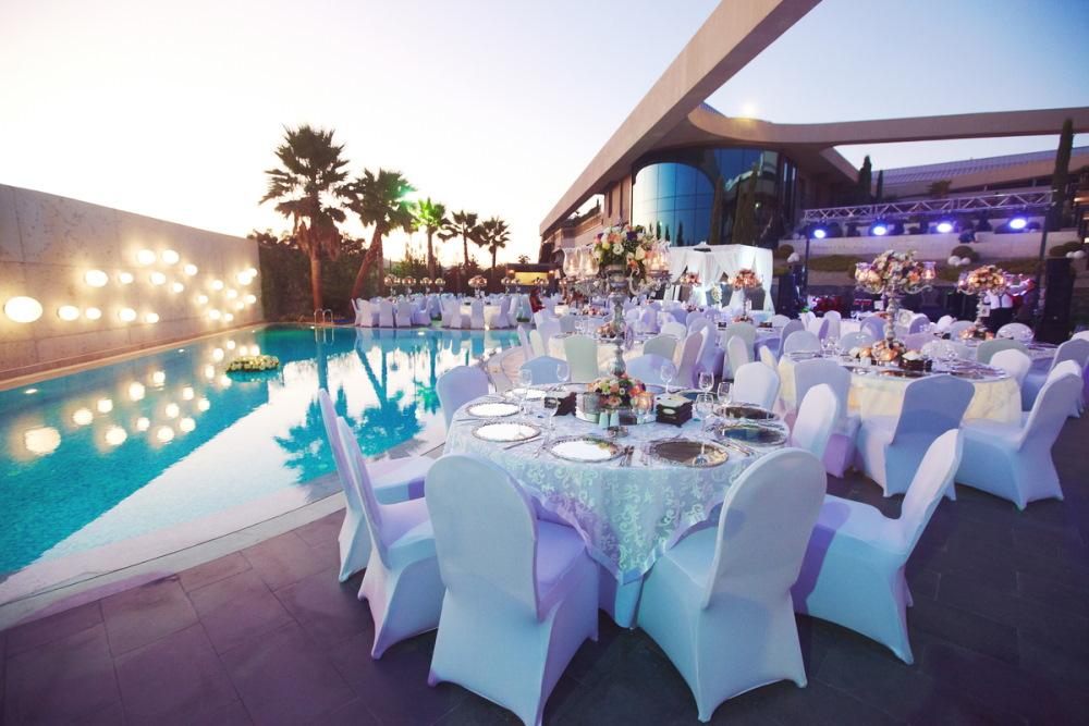 Wedding in a Luxruy Hotel in Turkey