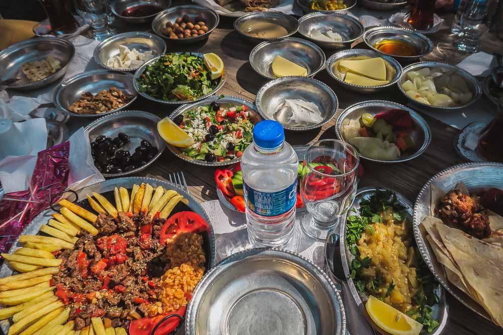 Yoruk Park in Kemer in Turkey
