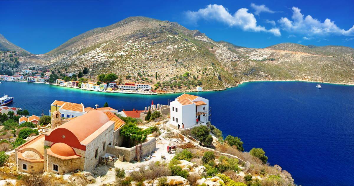 kastelorizo in greece