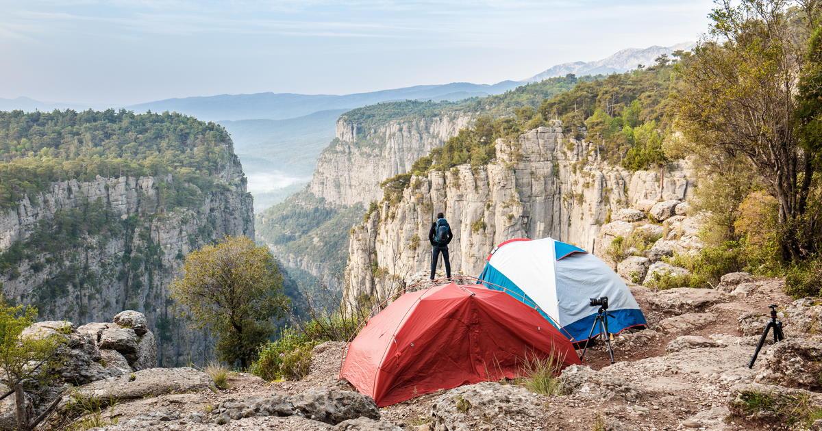 12 scenic Hiking Trails in Antalya