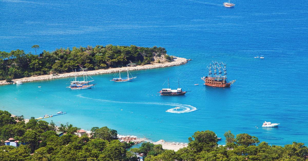 22 Best Things To Do in Kemer in Antalya Turkey