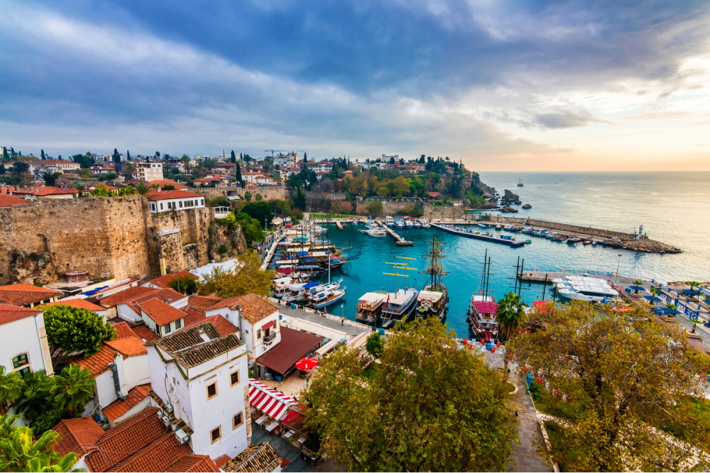 A Short Historical Guide of Antalyas City Centre