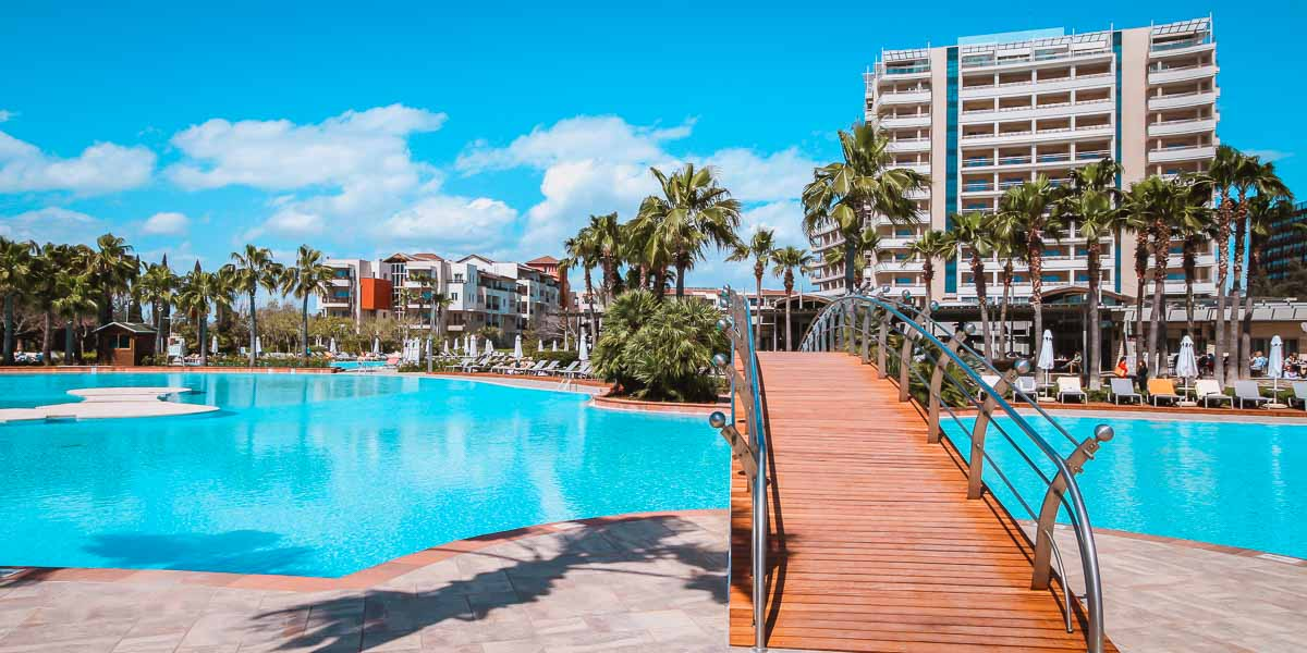 A la Carte All Inclusive Resorts in Antalya