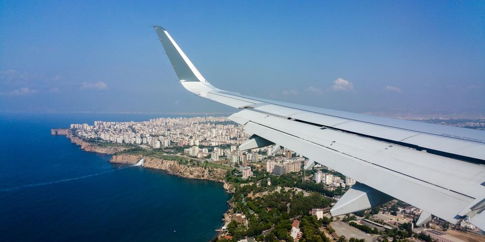 Antalya AYT Airport