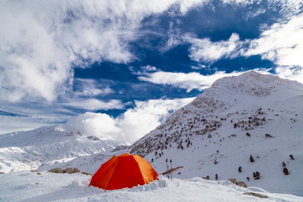 Après-Ski in Saklıkent in Antalya