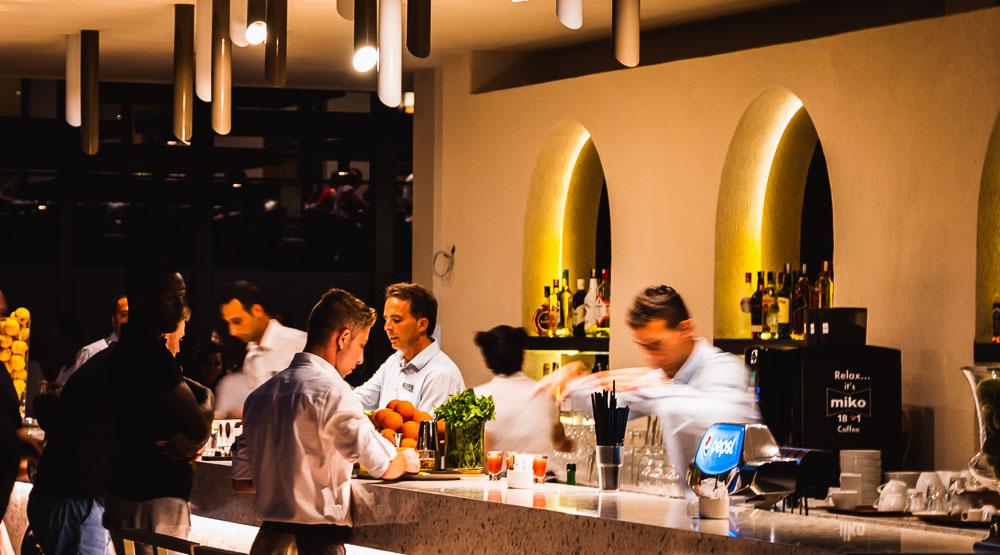 Bar in Paloma Orenda Hotel in Antalya Turkey by Thomas