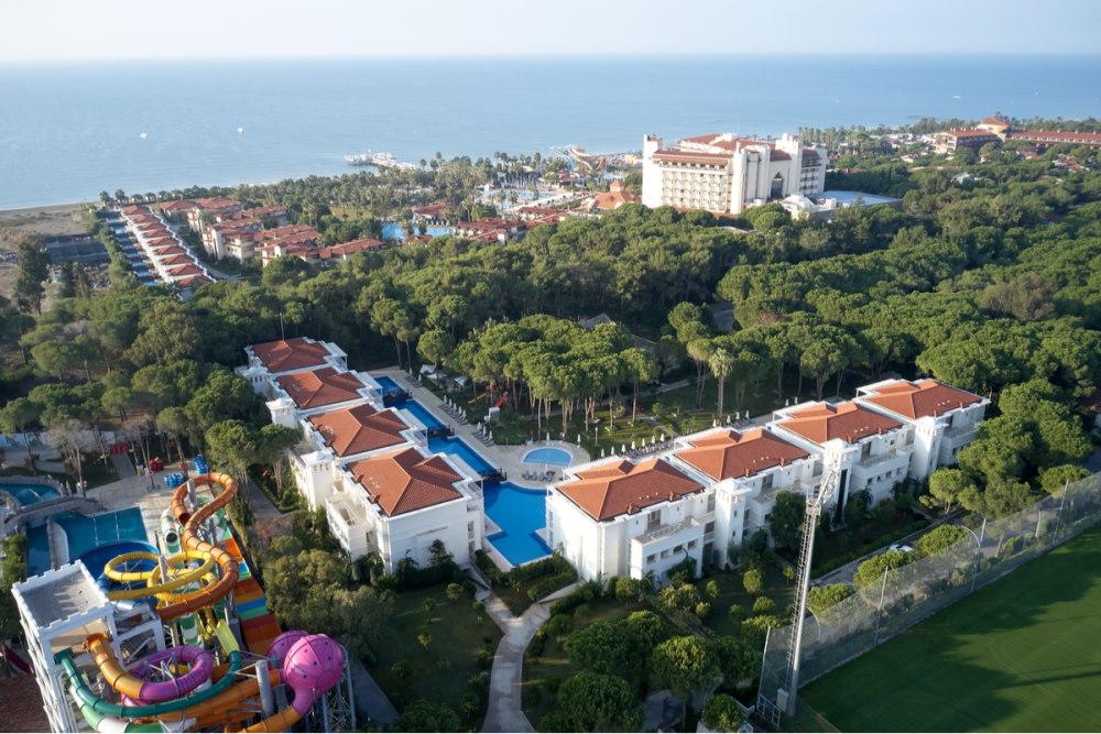 Belek Beach Resorts in Antalya in Turkey