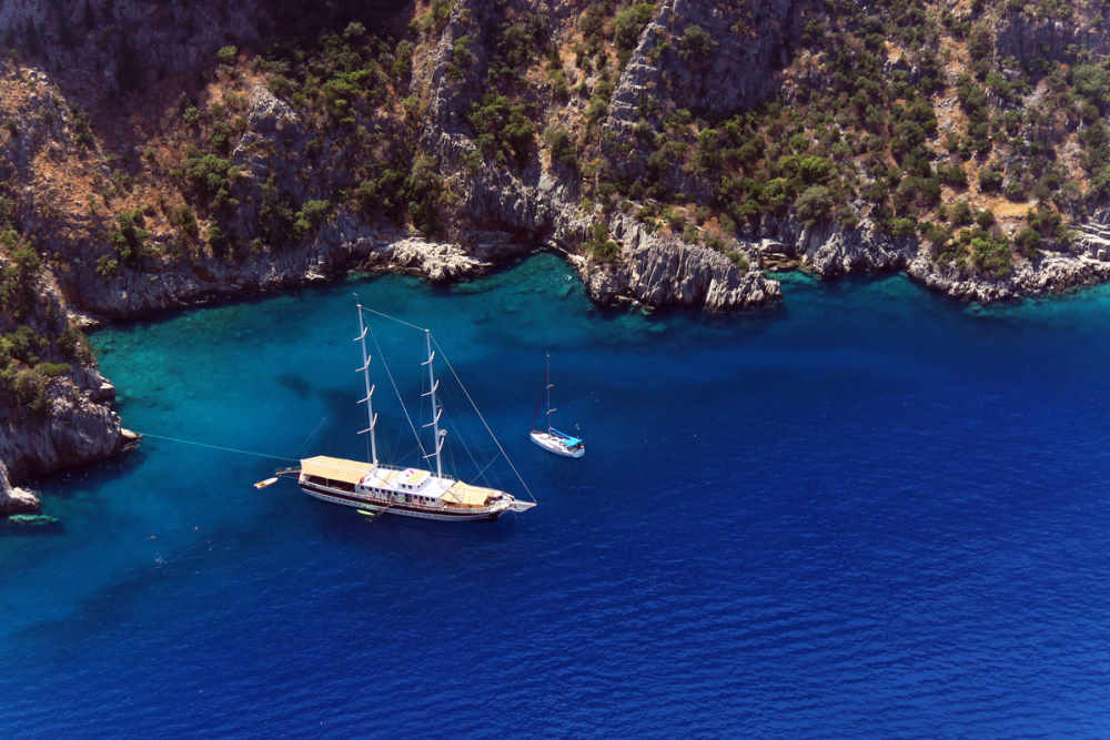 Blue Cruise Packages in Antalya in Turkey