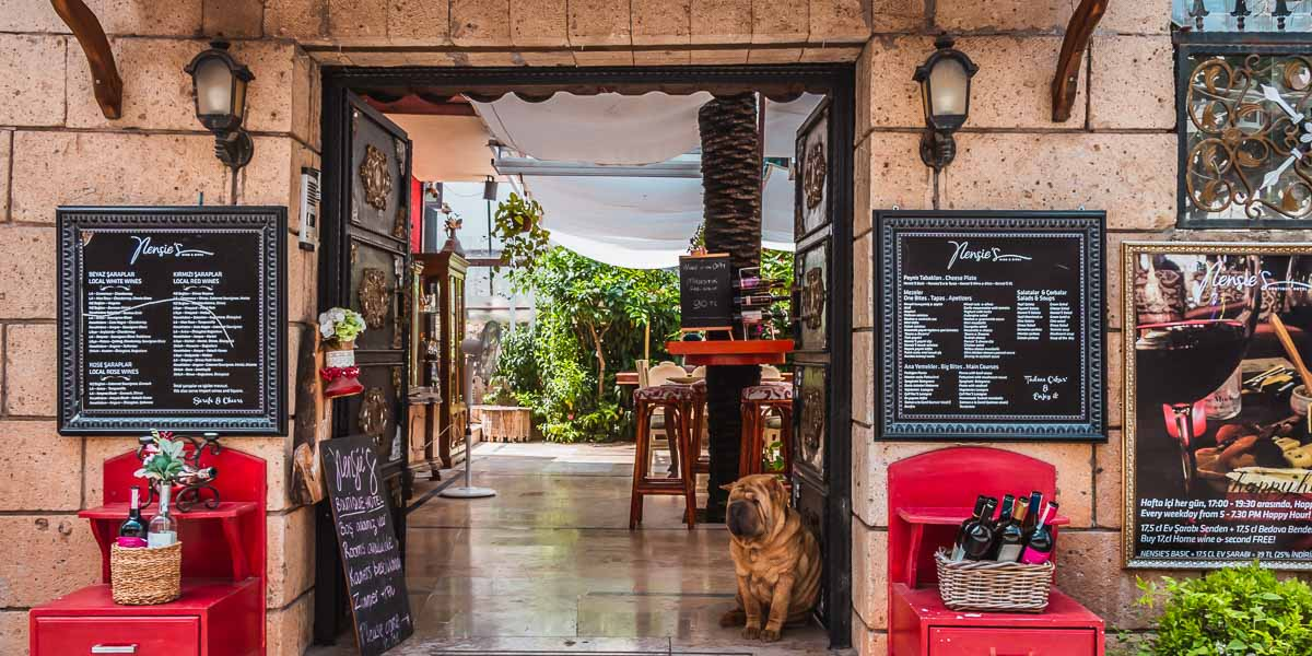 15 amazing Boutique Hotels in Kaleici (Antalya)