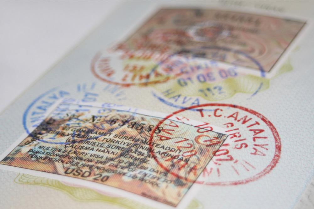 Do I have to buy a Visa in Antalya in Turkey