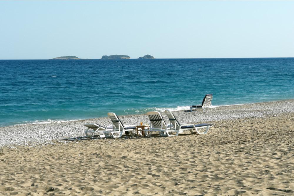 Three Islands in Antalya iin Turkey
