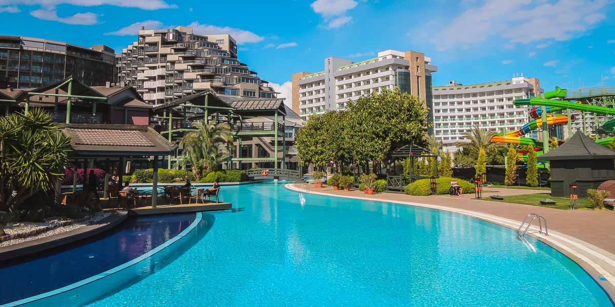 21 best Familiy Resort Hotels in Antalya