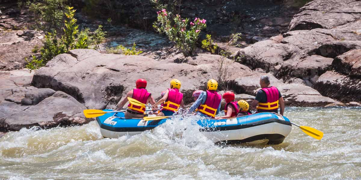 Rafting in Antalya: The complete Guide