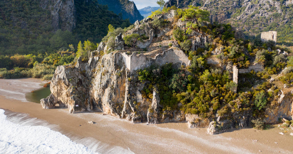 Guide to Olympos Ancient City in Antalya