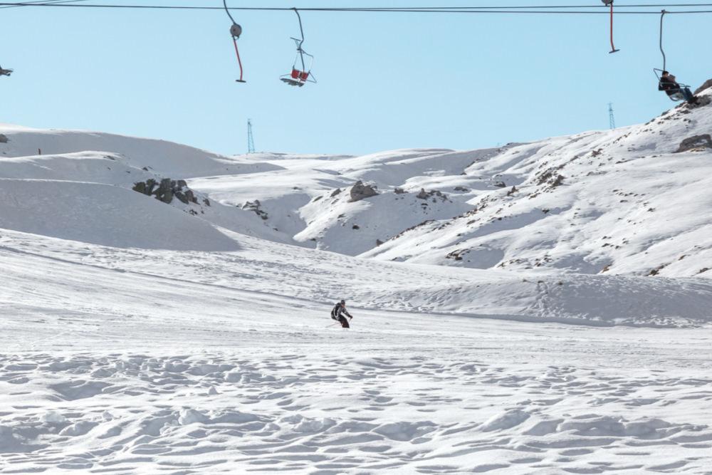 Guide to Skiing at Saklıkent in Turkey