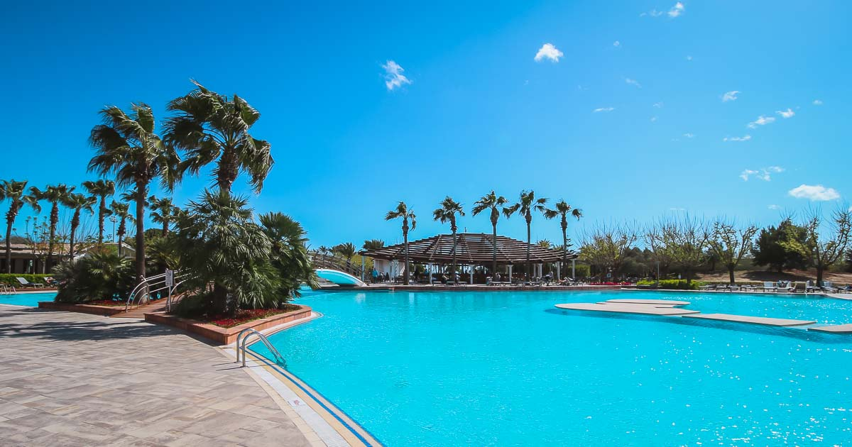 15 Hotels in Antalya with Heated Outdoor Pool [best in 2021]
