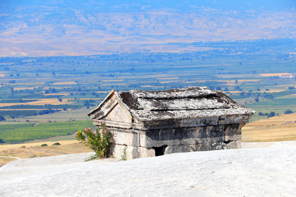 How to get to Pamukkale in Turkey