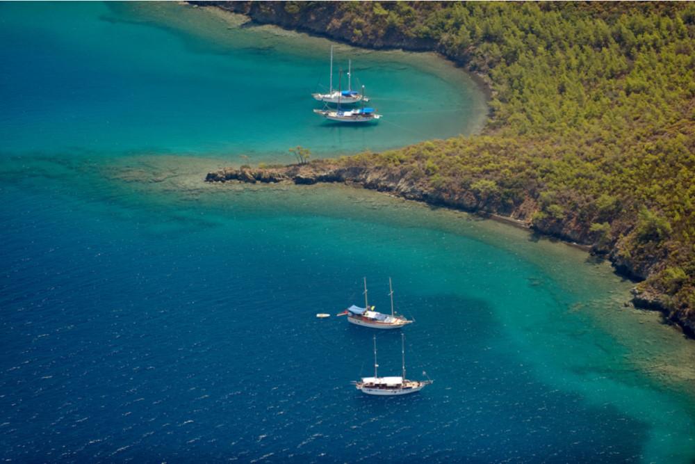 Kekova Sailing Tour from Kas Marina