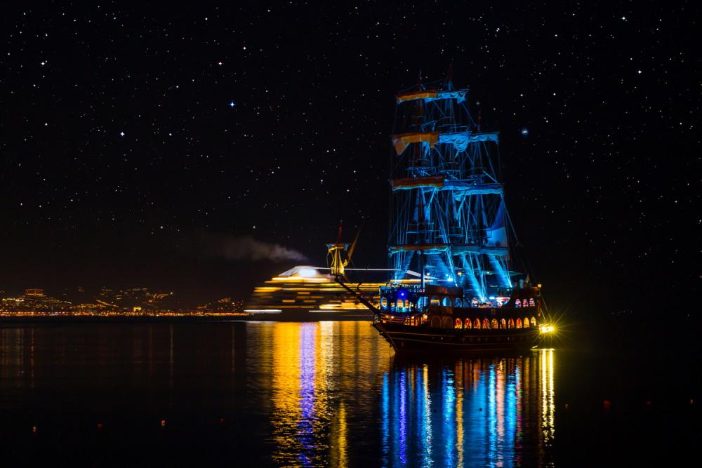 Nightlife Attractions in Antalya in Turkey