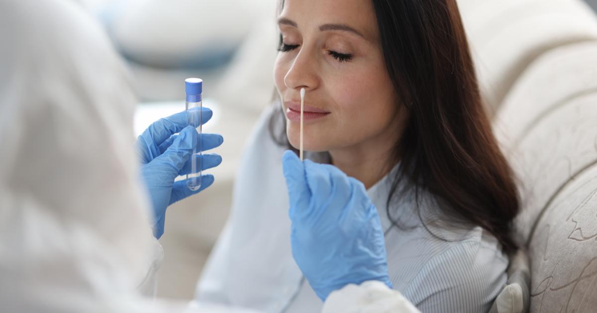 PCR Test in Antalya in Turkey