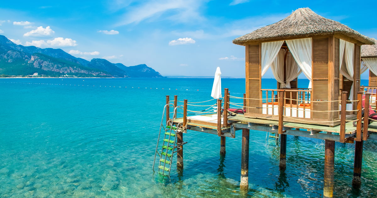 Package Rights for Antalya