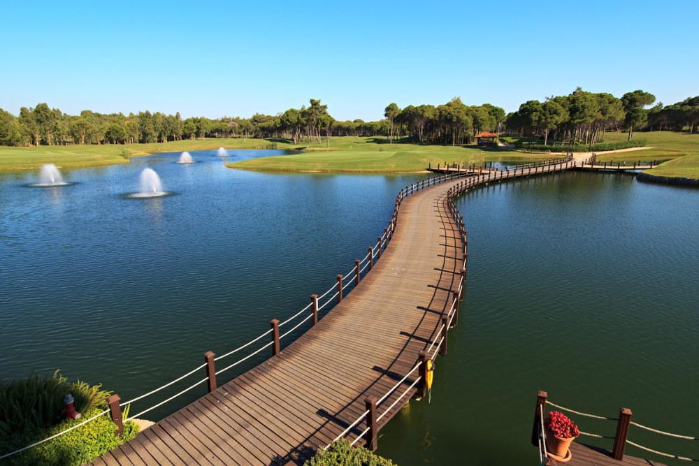 Play Golf in Belek in Antalya