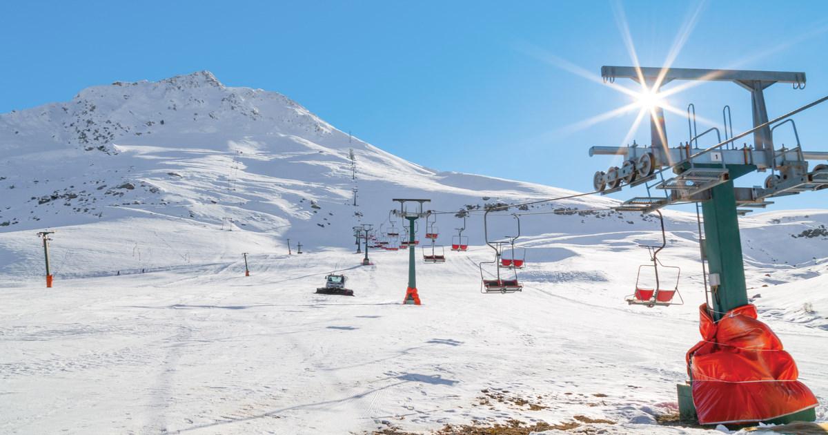 Saklıkent The Guide to Skiing in Antalya
