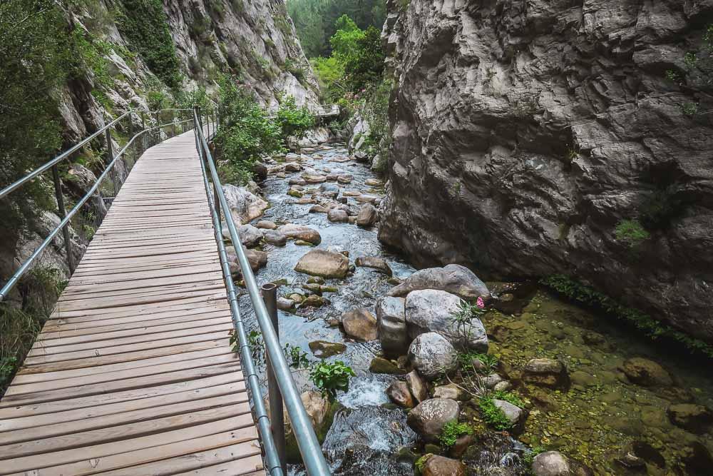 Sapadere Canyon in Alanya in Antalya in Turkey by Thomas