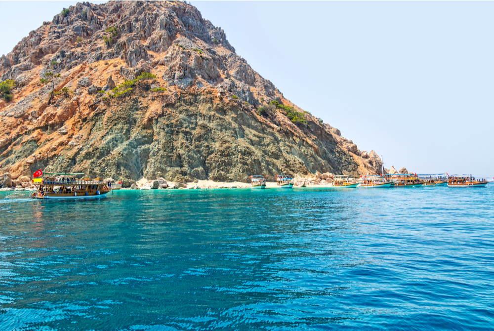 Suluada in Antalya in Turkey 4