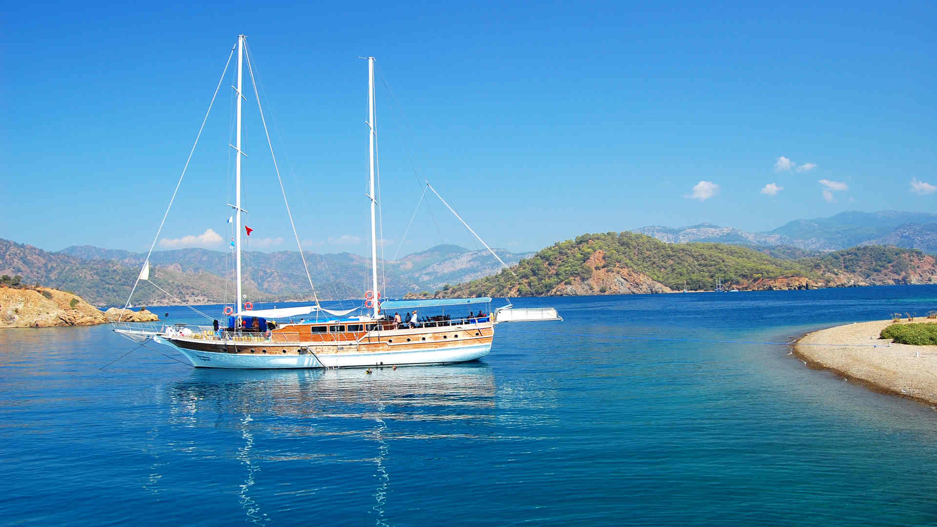 Tailor Made Cruise in Antalya in Turkey